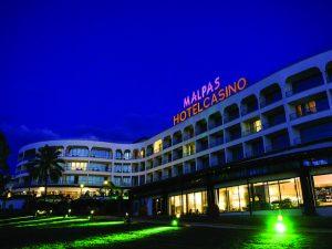 מלון מלפס קפריסין חזית