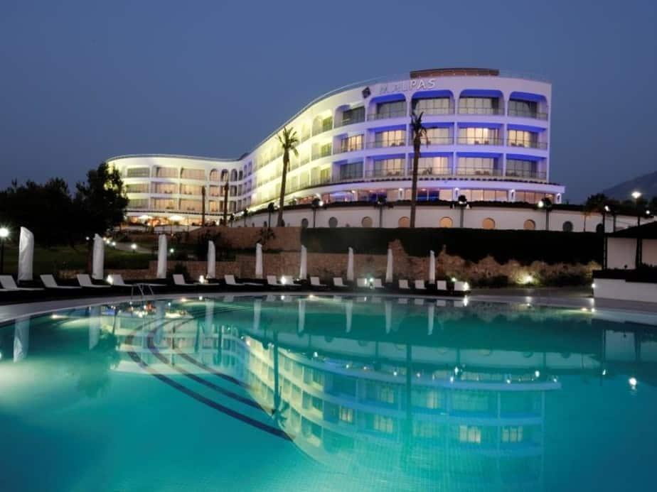 ספא מלון מלפס בקפריסין